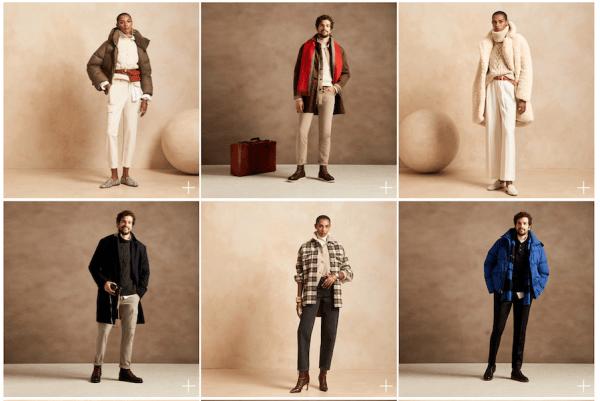 coats and outerwear - banana republic black friday 2021