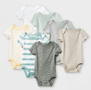 short sleeve bodysuits baby