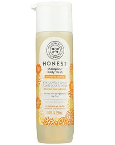 honest baby soap