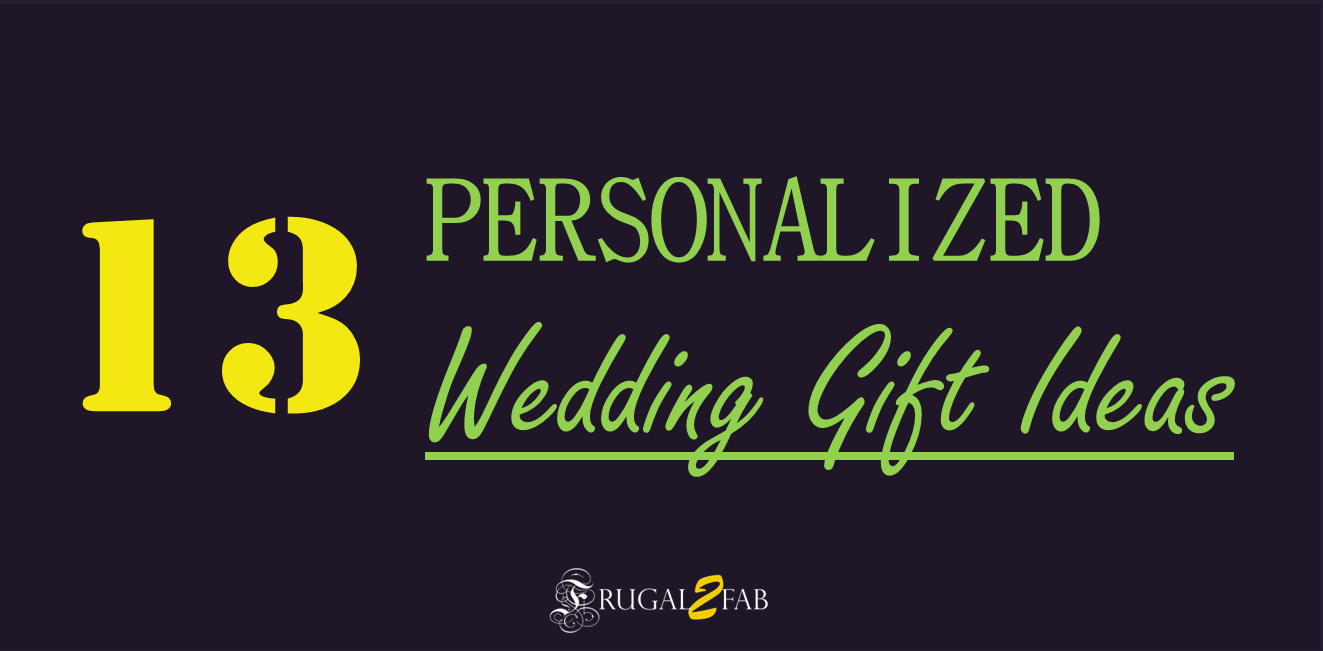 Wedding Gift Cost: 13 Inexpensive Personalized Wedding Gift Ideas