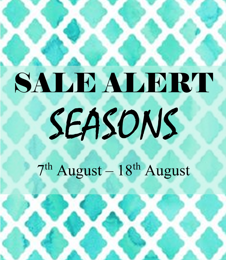 Sale Alert Seasons