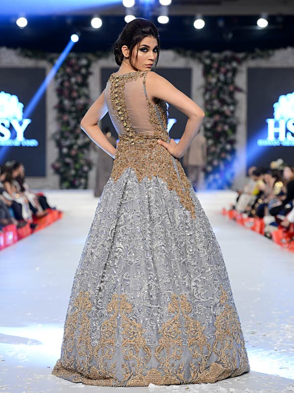 Best Looks from PFDC L'Oréal Paris Bridal Week 2015 ...