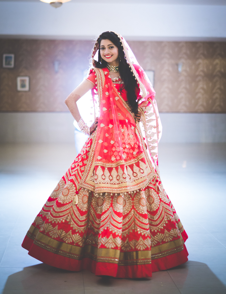 Wedding Lehenga