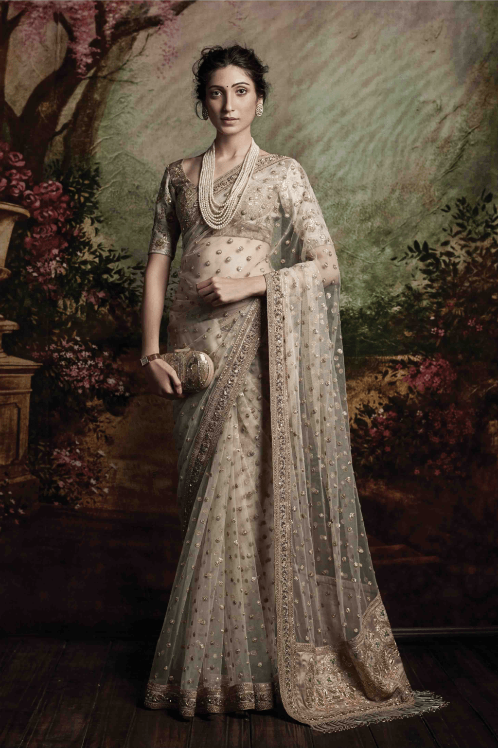 Sabyasachi outfit cost