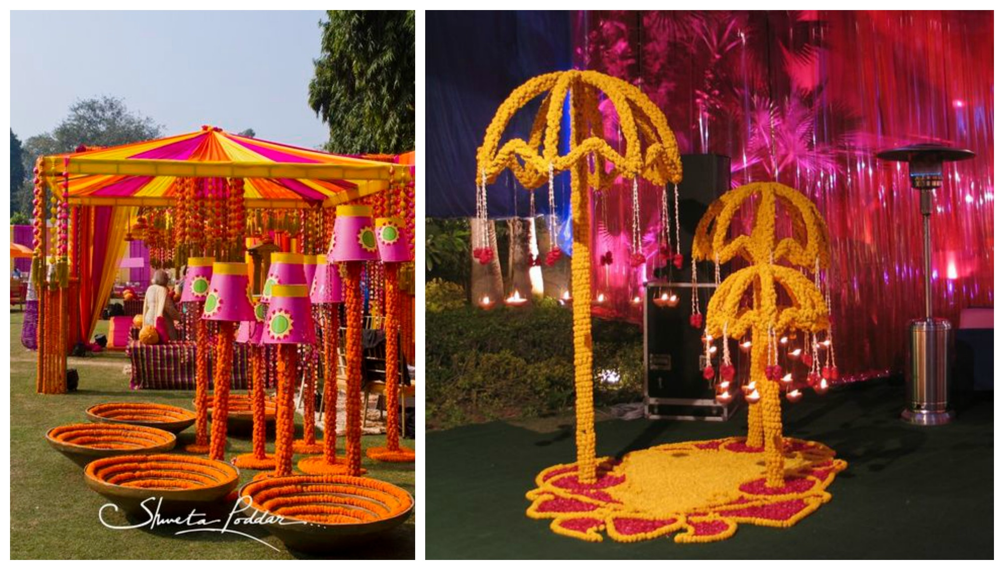 12 Ways Of Using Marigold Decor At Your Wedding Frugal2fab