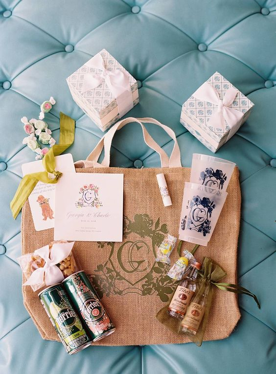 welcome gift hamper