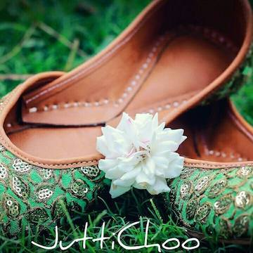 Beautiful Juttis