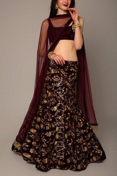 10k Lehengas Resort Wedding