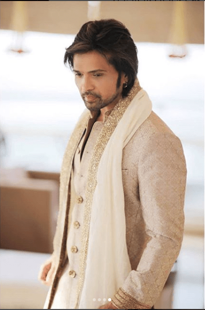 First Official Pictures Himesh Reshammiya Wedding