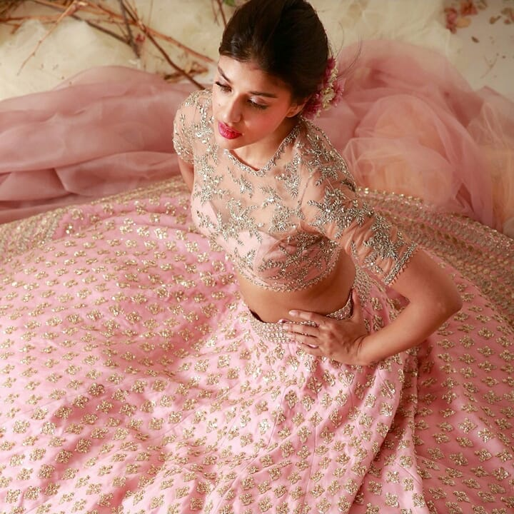 Anushree Reddy 2018 Bridal Wear Collection
