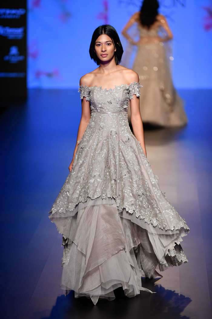 Anushree Reddy Lakme Fashion Week 2018