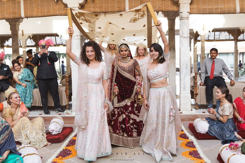 Diipa Khosla's Wedding Pictures