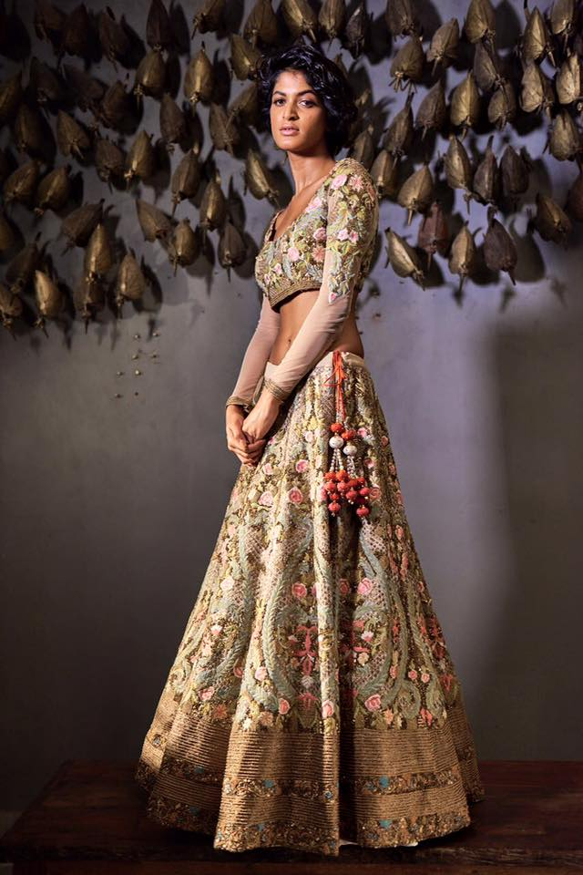 Haus Khas Lehenga Shopping Guide With Prices Frugal2fab