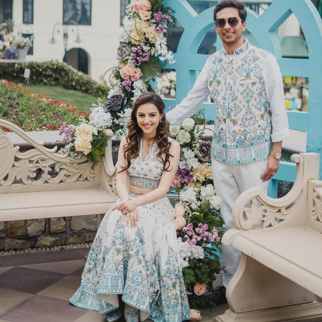 Anita Dongre's Son Mussoorie Wedding