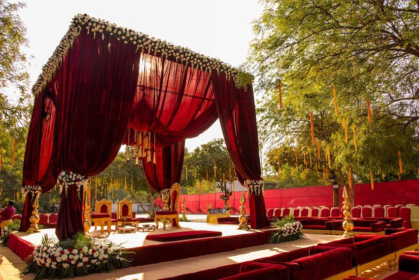 Ahmedabad Wedding Decor