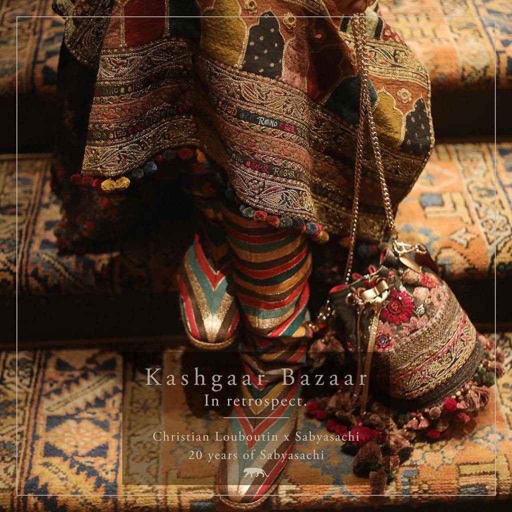 Sabyasachi Kashgaar 2019 Collection
