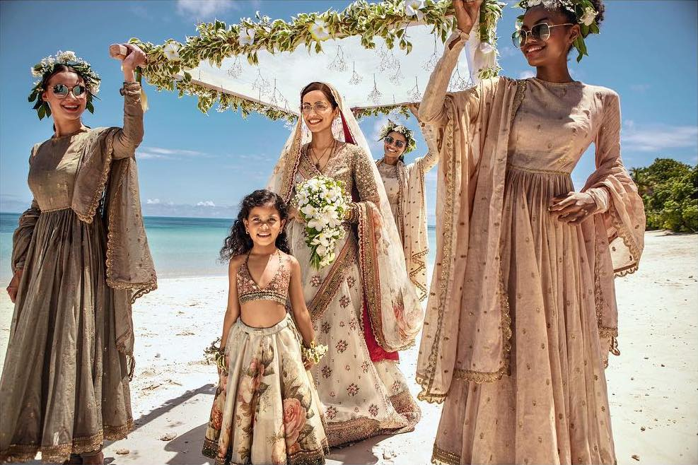 Sabyasachi 2019 Destination Wedding Lehengas