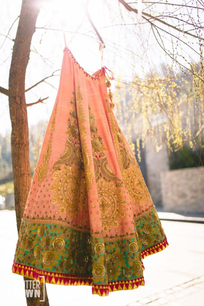 Wedding Lehenga Photo