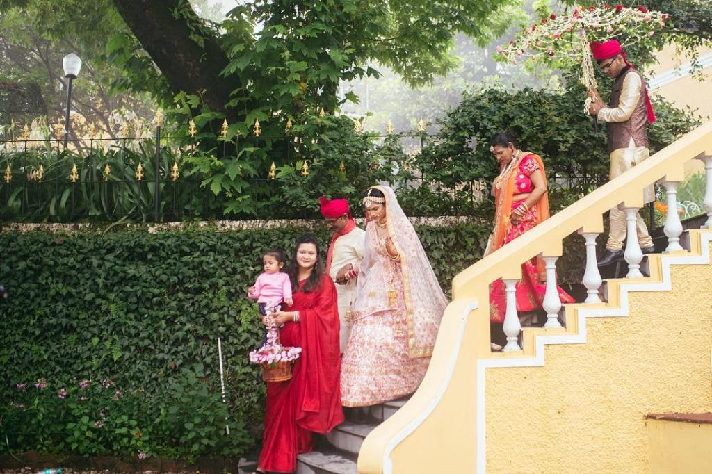 Mint Blush Love Wedding Mussoorie