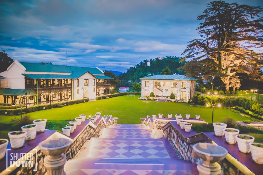 Mussoorie Destination Wedding