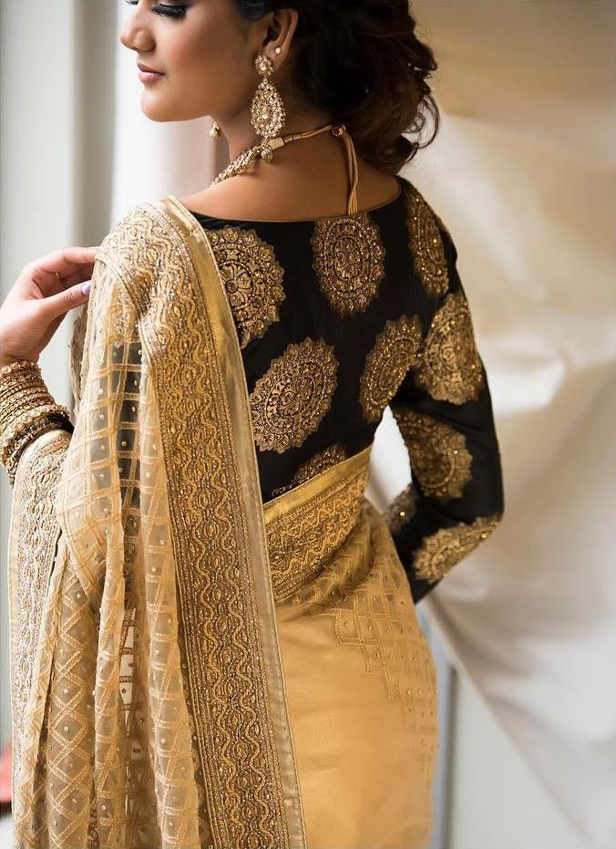 Maya's Boutique Toronto Lehenga Shopping