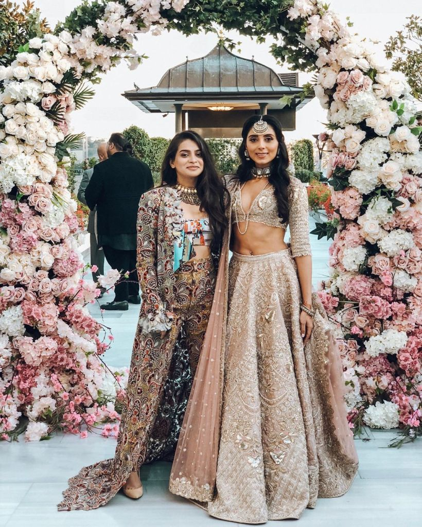 Pernia Qureshi's Wedding Outfits