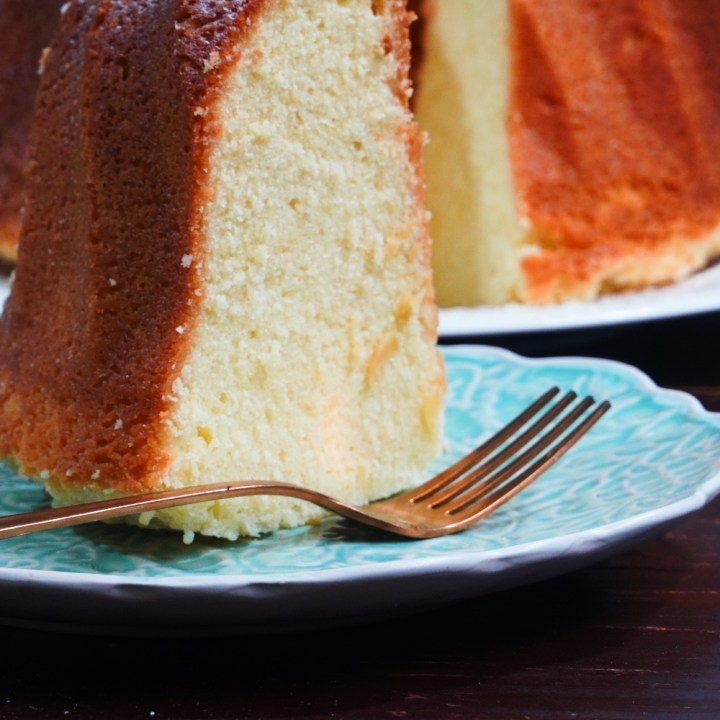 Southern Vintage Pound Cake