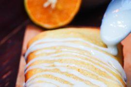 Amish Orange Cake