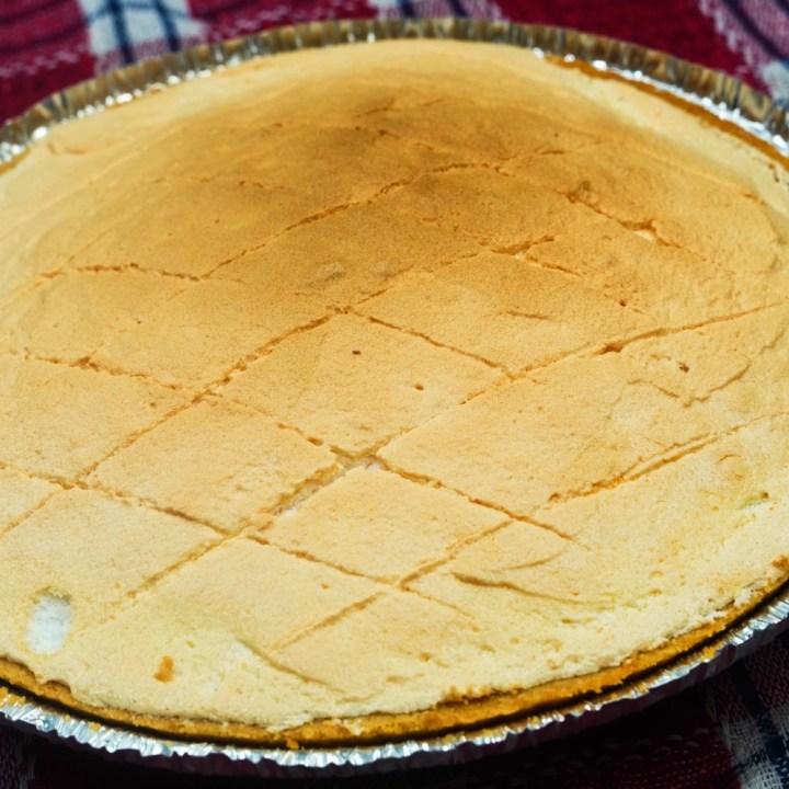 Vintage Chocolate Pie