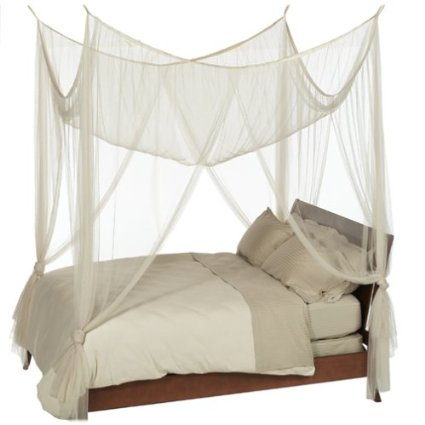Amazon: Who wants to feel like a queen or princess? Heavenly Canopy — Only $19.99!