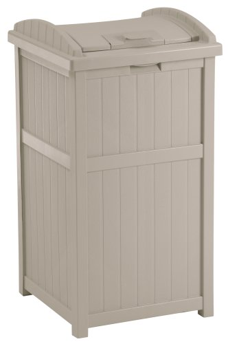 Suncast Outdoor Trash Hideaway Only $25.30 (reg. $54)!!