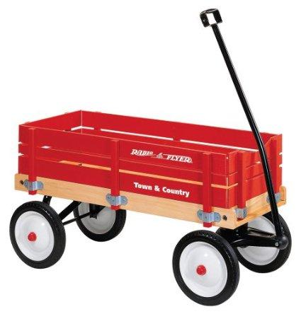 Amazon: 53% off Radio Flyer Red wagon!!