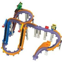 67% off!!! Chuggington StackTrack Mighty Excavator Set - Only $30!!