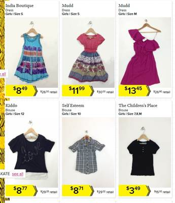 Schoola DEAL — Buy 4 items get a $15 credit – TODAY ONLY! Read all about it!