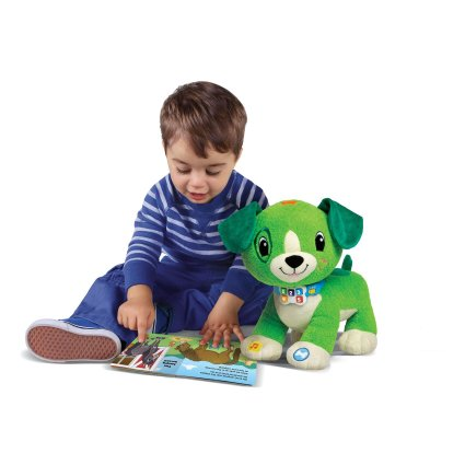 LeapFrog Read With me Scout!! Only $16.23 — 54% off!!