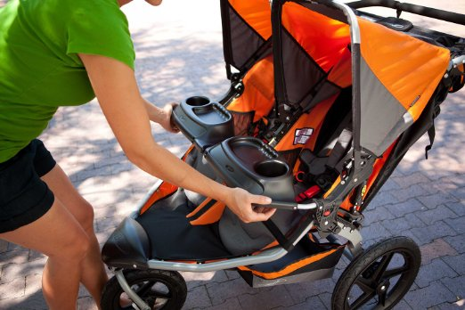 Snack & Cup tray – 55% off! Compatible with BOB Strollers!!
