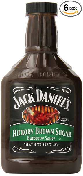 Father's day gift?? 6 bottles of Jack Daniel's BBQ sauce only $9.58!!
