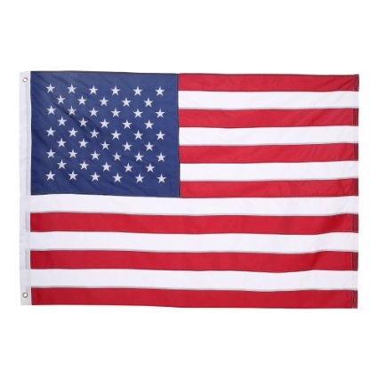 Large American Flag 3×5 ft! Only $10.99 after promo code!