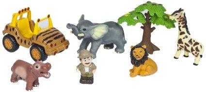 World Animals Tom Adventure Baby Wildlife Box Set only $5!!