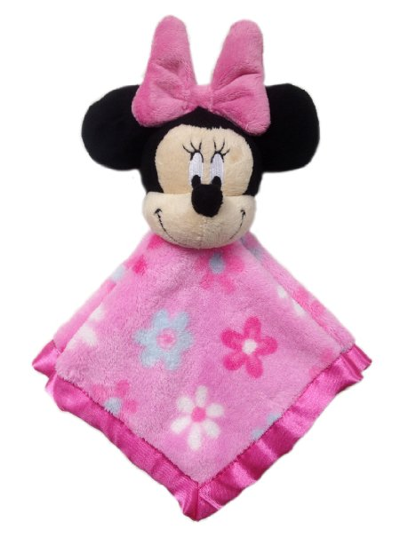 Disney Minnie Plush Security Blanket only $7.88 (reg $15.99)!!