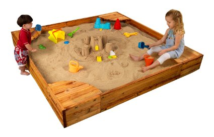 Amazon: Kidkraft Backyard Sandbox!!!! Only $139.99!!!