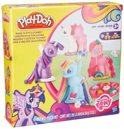 Amazon: Play-Doh My Little Pony Make 'n Style Ponies – Only $6.99!
