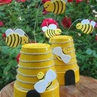 Let's get crafty - Spring BEE project - everything you need!