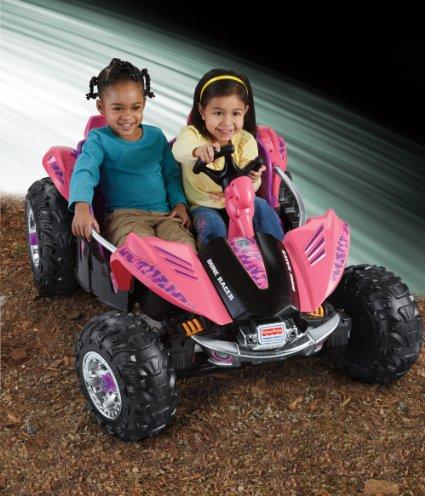 HUGE Price Drop! Power Wheels Camo Dune Racer, Pink – Only $199 (reg. $280!) + FREE SHIPPING!