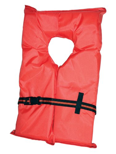 Absolute Outdoor Kent Adult Compliance PFD Type II Life Jacket – only $9.89!!