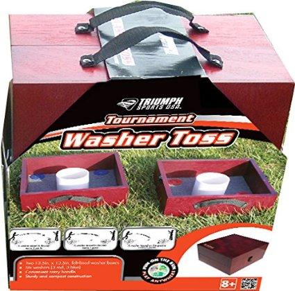 Amazon: Triumph Sports USA Tournament Washer Toss – Only $27.96 (reg. $34.95)!!