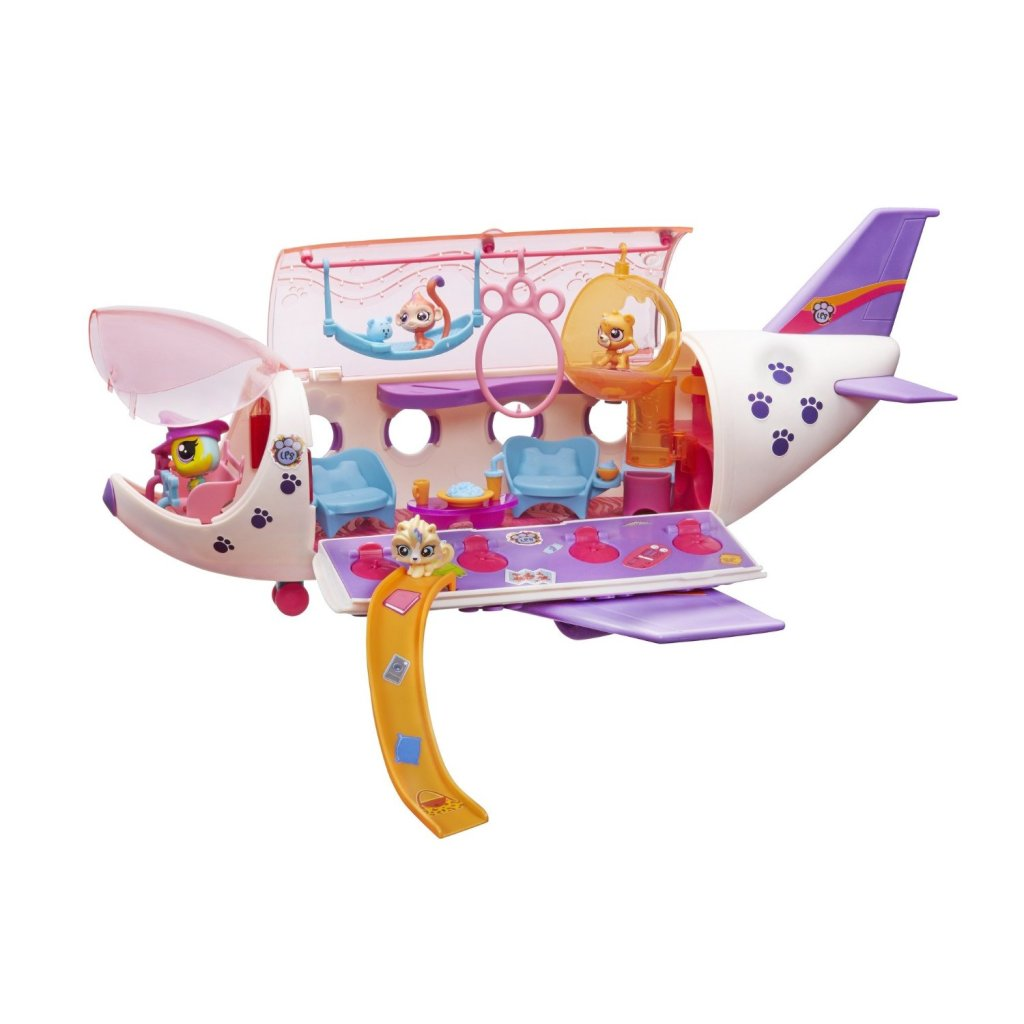 PRICE DROP! Littlest Pet Shop Pet Jet – Only: $18.34!! (regularly $39.99)