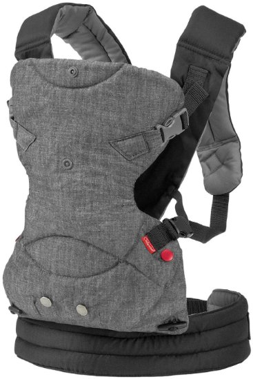 Highly Rated Infantino Fusion Flexible Position Baby Carrier- Only $24.98 (reg $39.99)