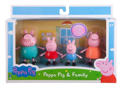 Amazon: Peppa Pig Family Pack – only $8.83!!