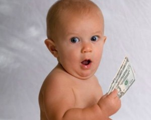 Baby-Sitting-Holding-Money-Shocked-300x238